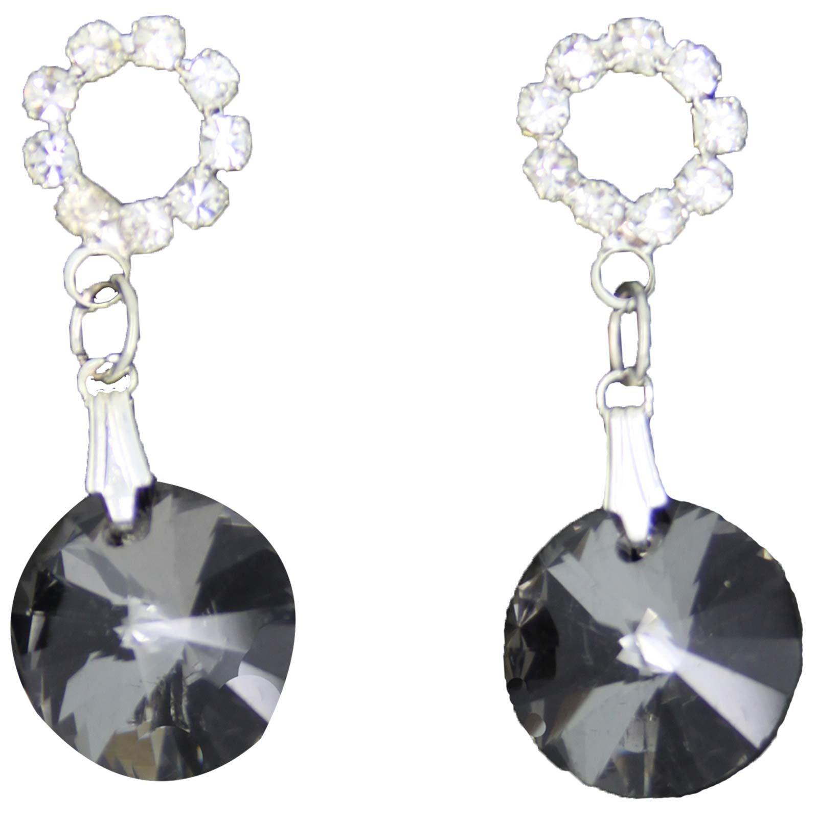 True-Face-Ladies-Women-039-s-Elegant-Earrings-Necklace-Set-Metal-Alloy-Jewellery thumbnail 12