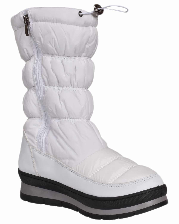 Stivali da Neve Invernali Donna Imbottiti Pile Impermeabile Strass ... 4785fefd82c