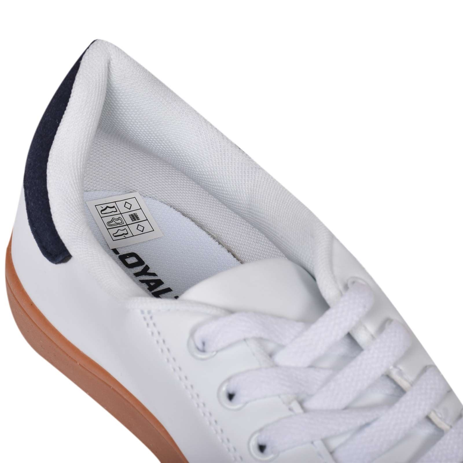 Loyalty-amp-Faith-Mens-Trainers-Sneakers-Lace-up-Running-Walking-Gym-Casual-Shoes miniatuur 67