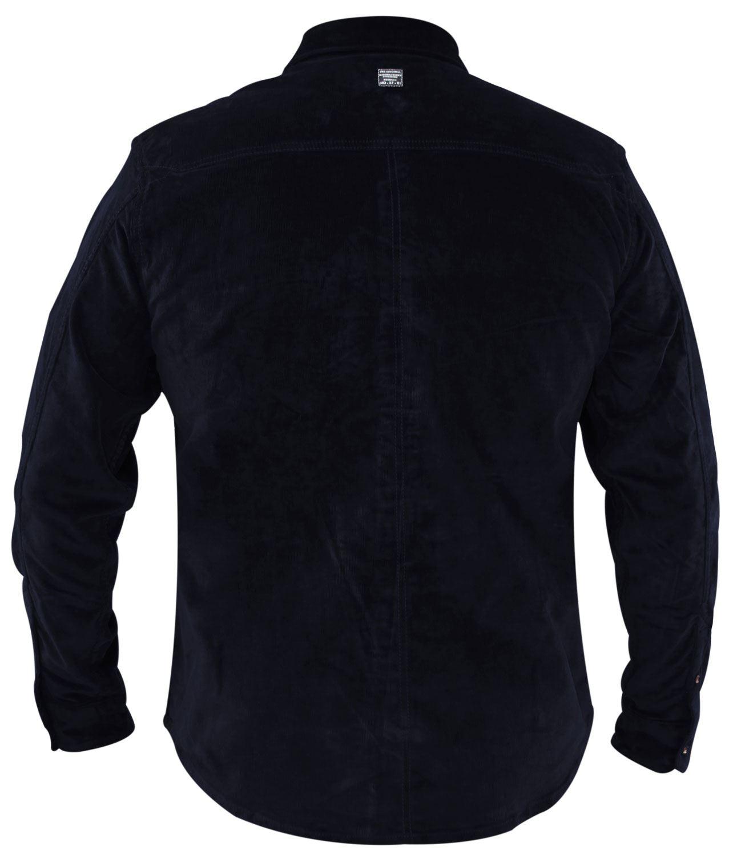 Mens-Corduroy-Cotton-Shirt-Long-Sleeve-Casual-Shirts-Jacksouth-Jacket-Top-S-2XL thumbnail 12