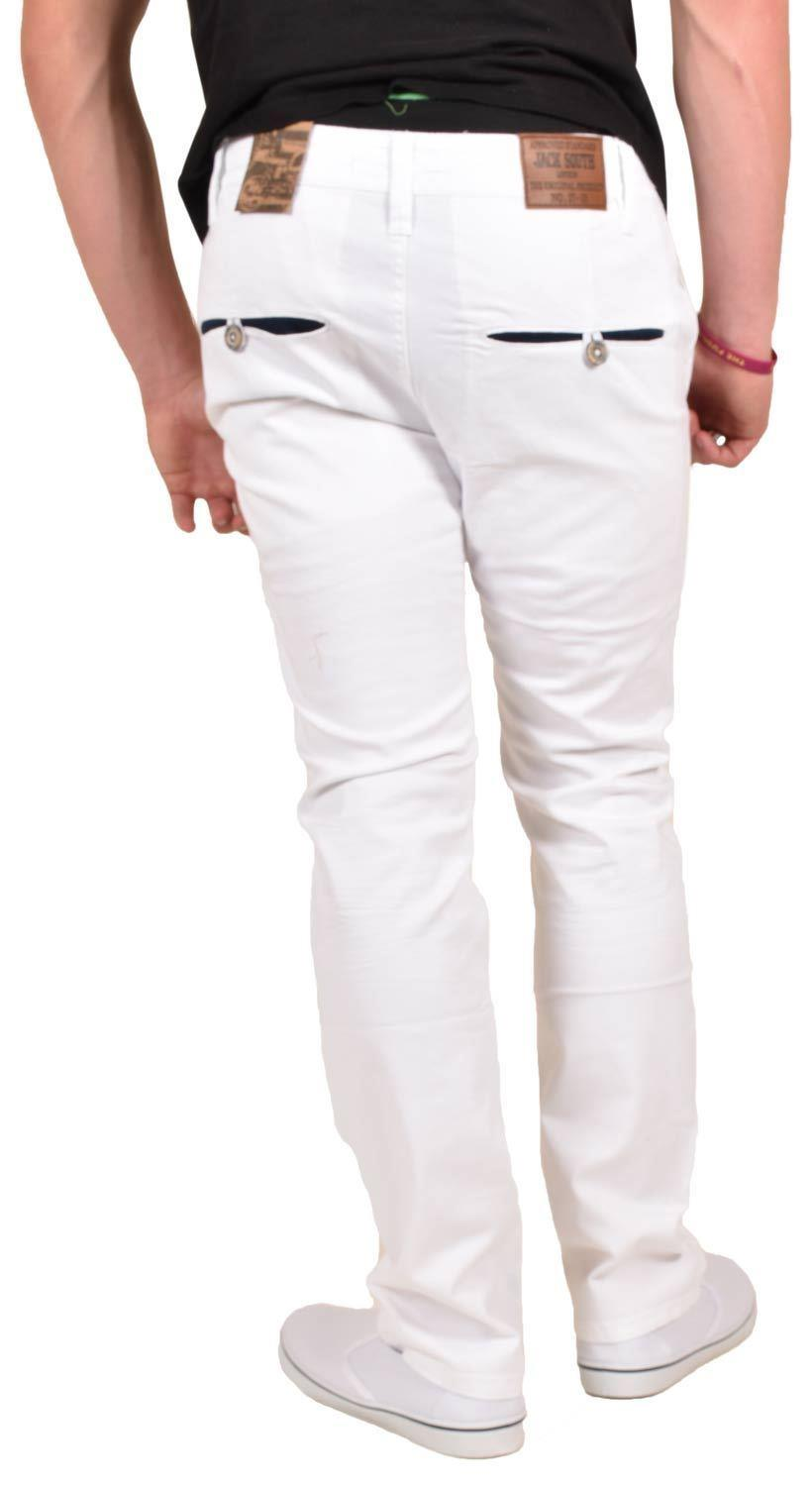 New-Mens-Designer-Jacksouth-Chino-Regular-Fit-Stretch-Cotton-Rich-Twill-Trousers thumbnail 42