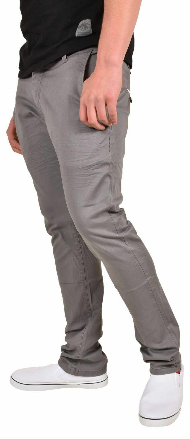 New-Mens-Designer-Jacksouth-Chino-Regular-Fit-Stretch-Cotton-Rich-Twill-Trousers thumbnail 8