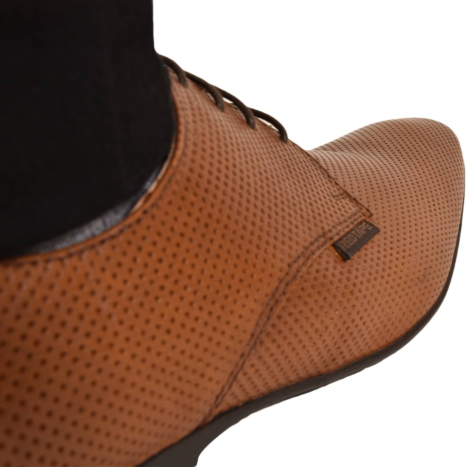 Mens-UK-Style-Leather-Lining-Formal-Office-Wedding-Smart-Work-Brogue-Shoes thumbnail 14