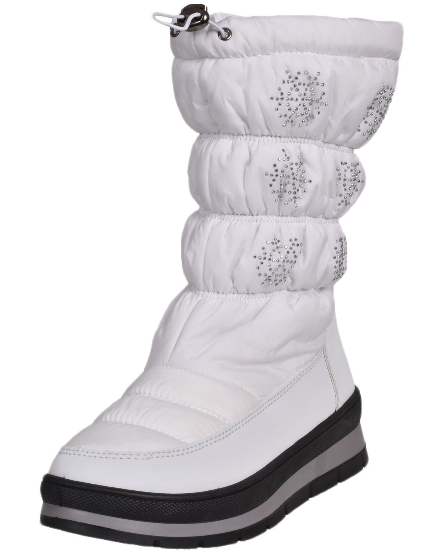 Inverno neve stivali ladies Quilt in pile impermeabile Diamante caldo  scarpe taglia 3-8 07d19a49d17
