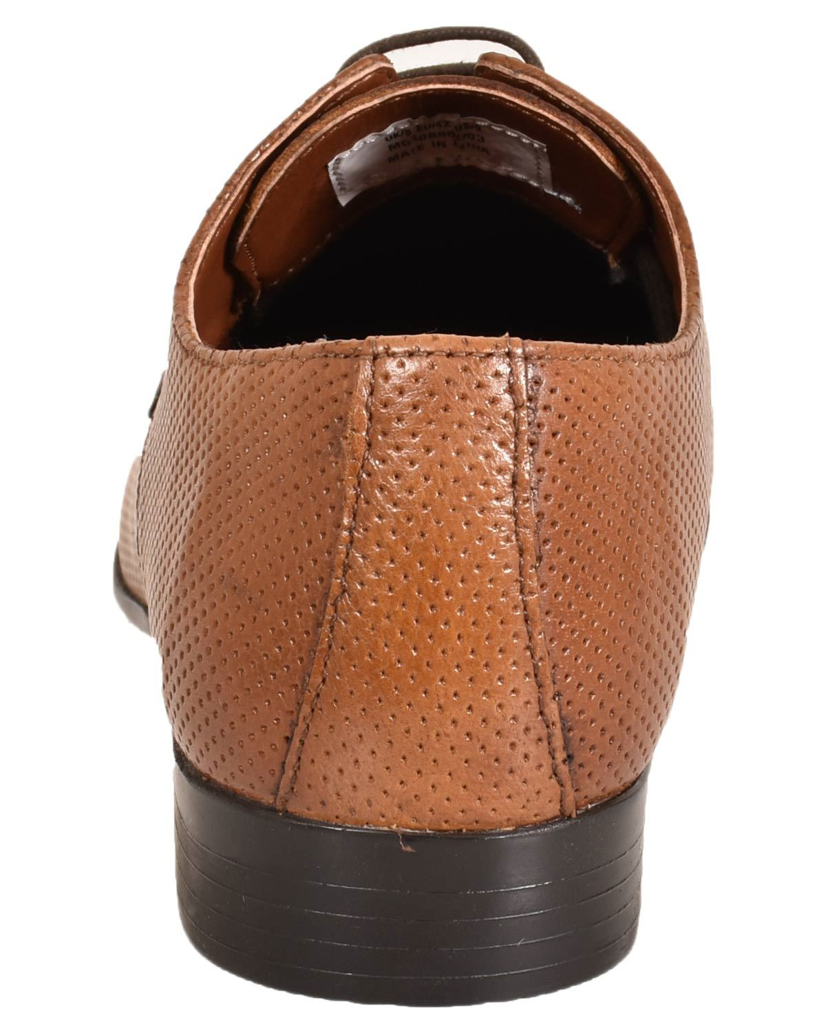 Mens-UK-Style-Leather-Lining-Formal-Office-Wedding-Smart-Work-Brogue-Shoes thumbnail 13