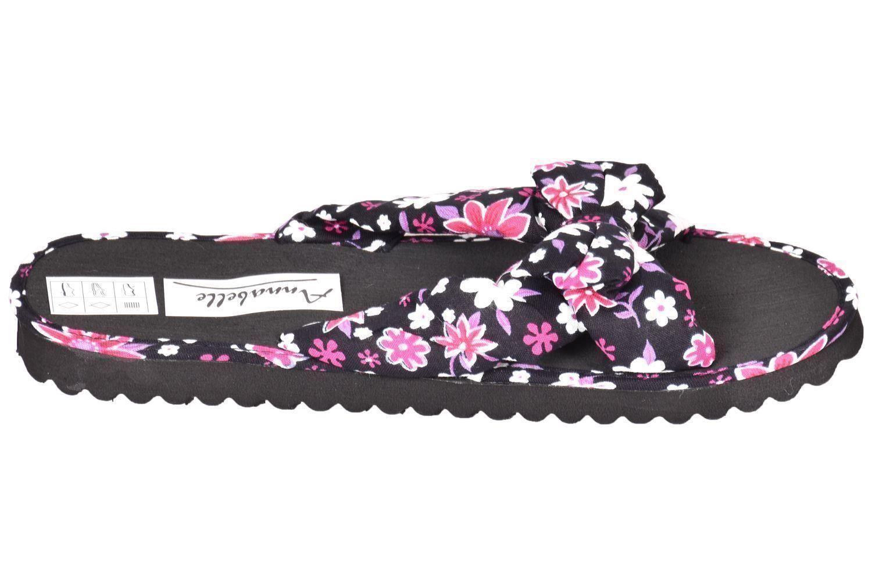 Ladies-Mule-Hawaiian-Floral-Womens-Beach-Slipper-Slip-on-Shoes thumbnail 3