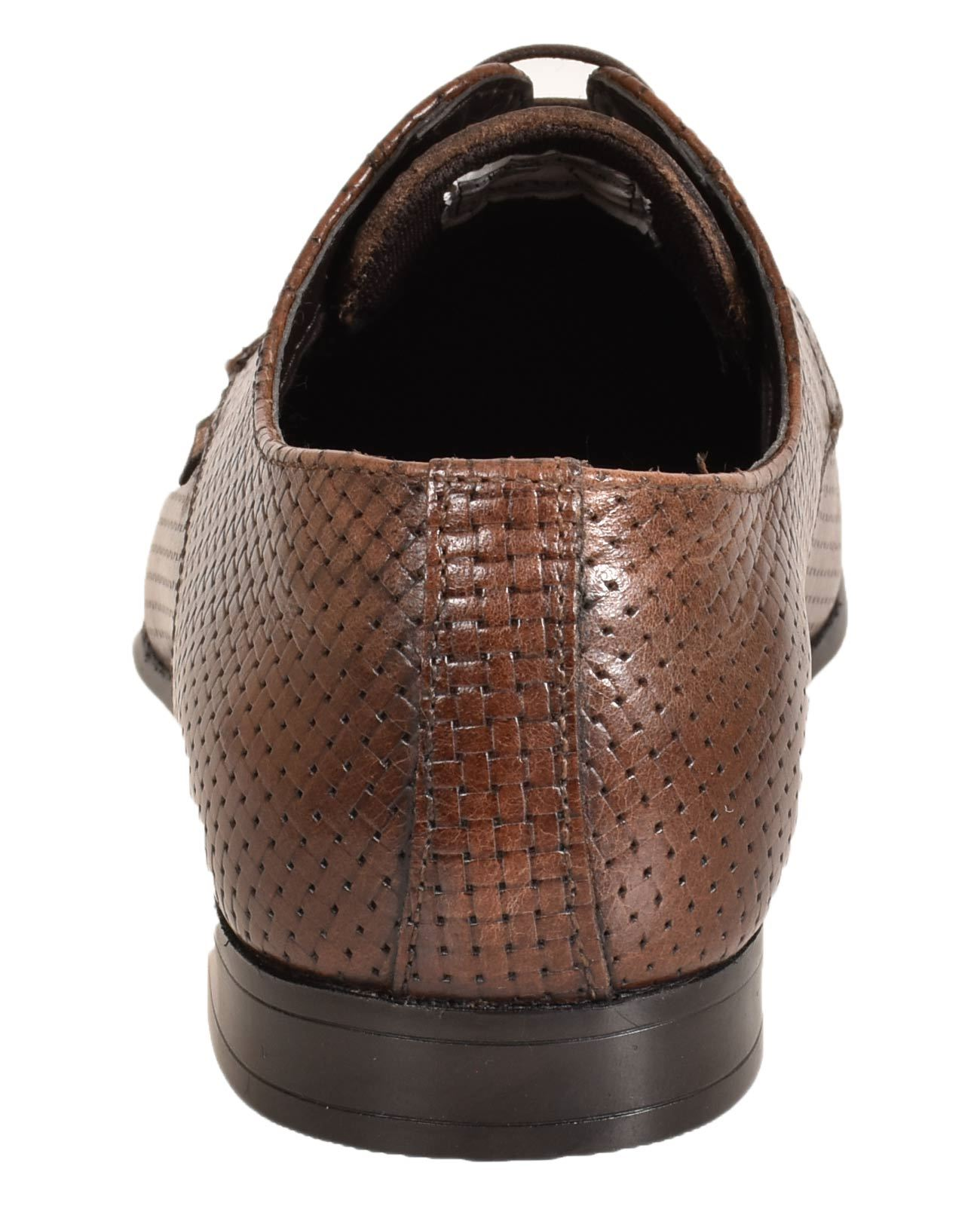 Mens-UK-Style-Leather-Lining-Formal-Office-Wedding-Smart-Work-Brogue-Shoes thumbnail 61