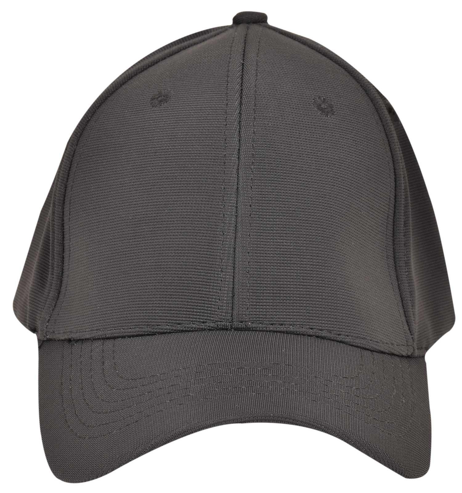 Mens Womens Plain Baseball Caps Adjustable Peak  Sports Summer Visor Sunhat