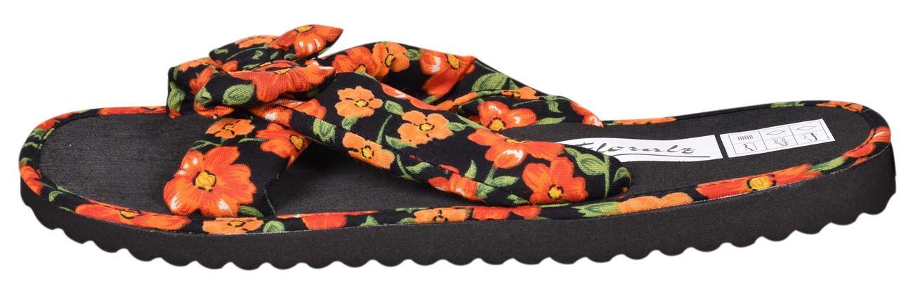 Ladies-Mule-Hawaiian-Floral-Womens-Beach-Slipper-Slip-on-Shoes thumbnail 31