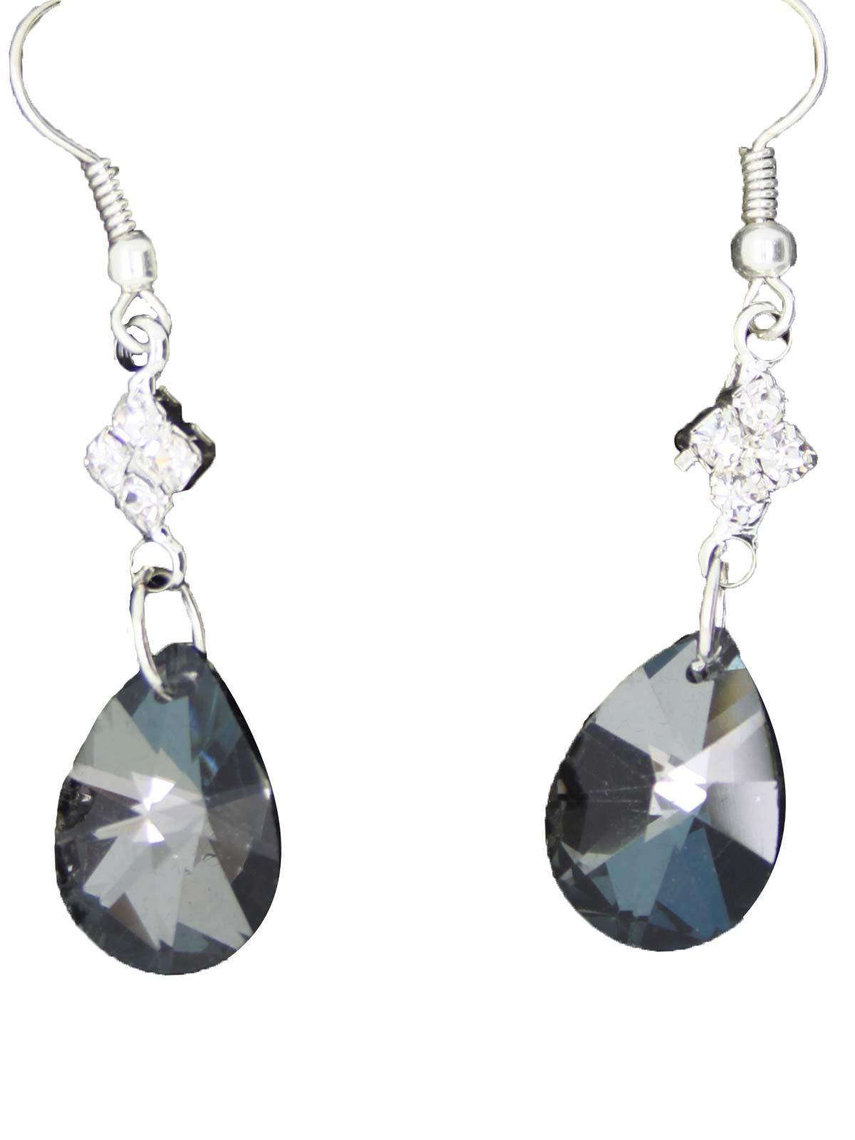 True-Face-Ladies-Women-039-s-Elegant-Earrings-Necklace-Set-Metal-Alloy-Jewellery thumbnail 44
