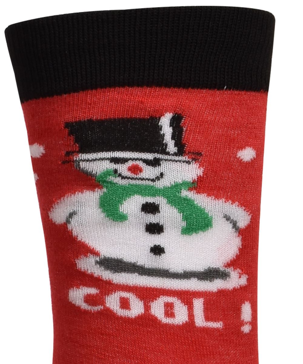 Mens Christmas Novelty Socks Ladie Kid Snowman Premium Qaulity 3 6 12 Pack Lot