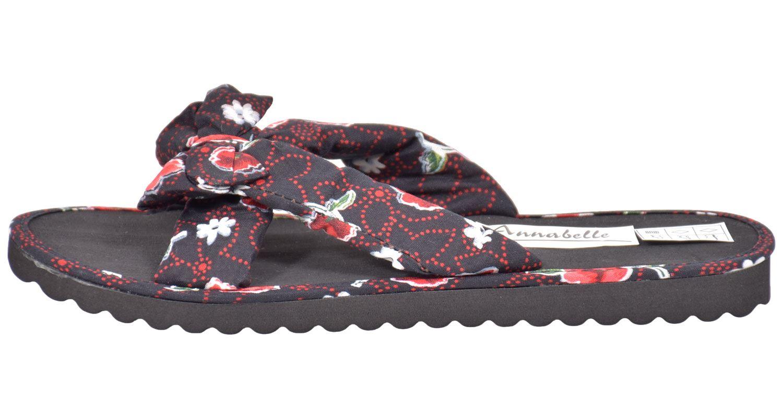 Ladies-Mule-Hawaiian-Floral-Womens-Beach-Slipper-Slip-on-Shoes thumbnail 38