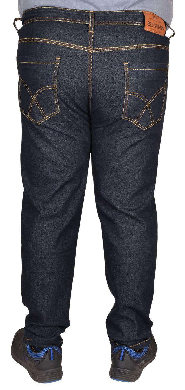 Men-Jeans-Straight-Leg-Stretch-Denim-Trouser-Pants-All-Waist-Big-Tall-King-Sizes thumbnail 10