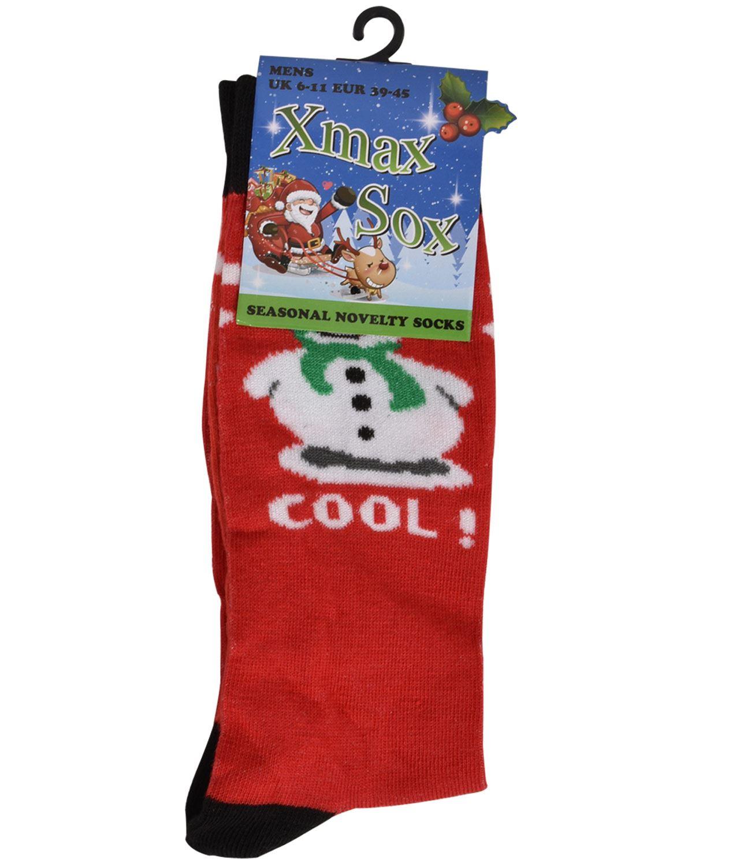 Pacco da 3 Happy Socks Kids Party Animal Gift Box Calze, Unisex-Bimbi