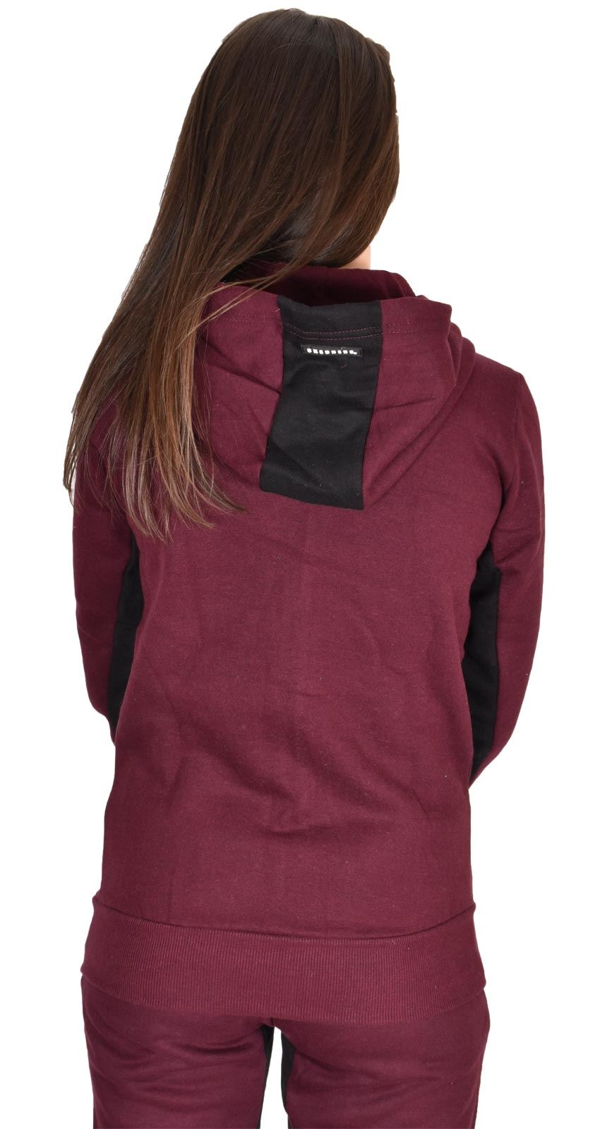 Skechers Womens Hoodie Zip Up