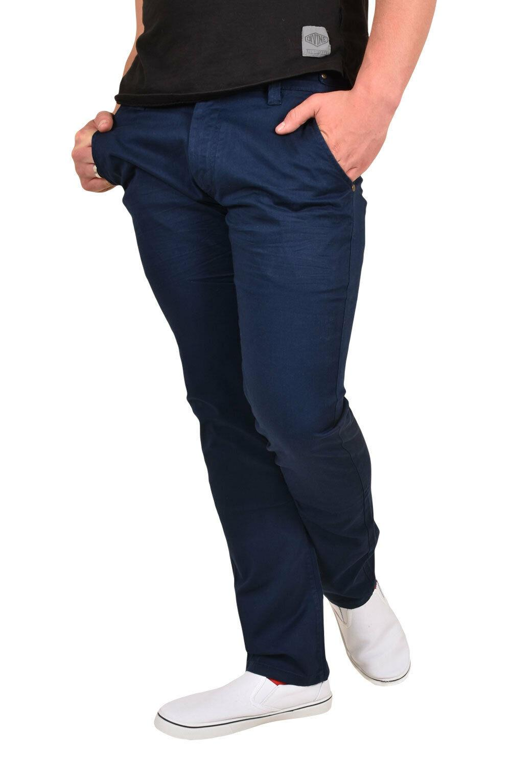 New-Mens-Designer-Jacksouth-Chino-Regular-Fit-Stretch-Cotton-Rich-Twill-Trousers thumbnail 22