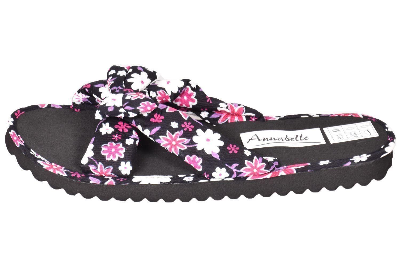 Ladies-Mule-Hawaiian-Floral-Womens-Beach-Slipper-Slip-on-Shoes thumbnail 4