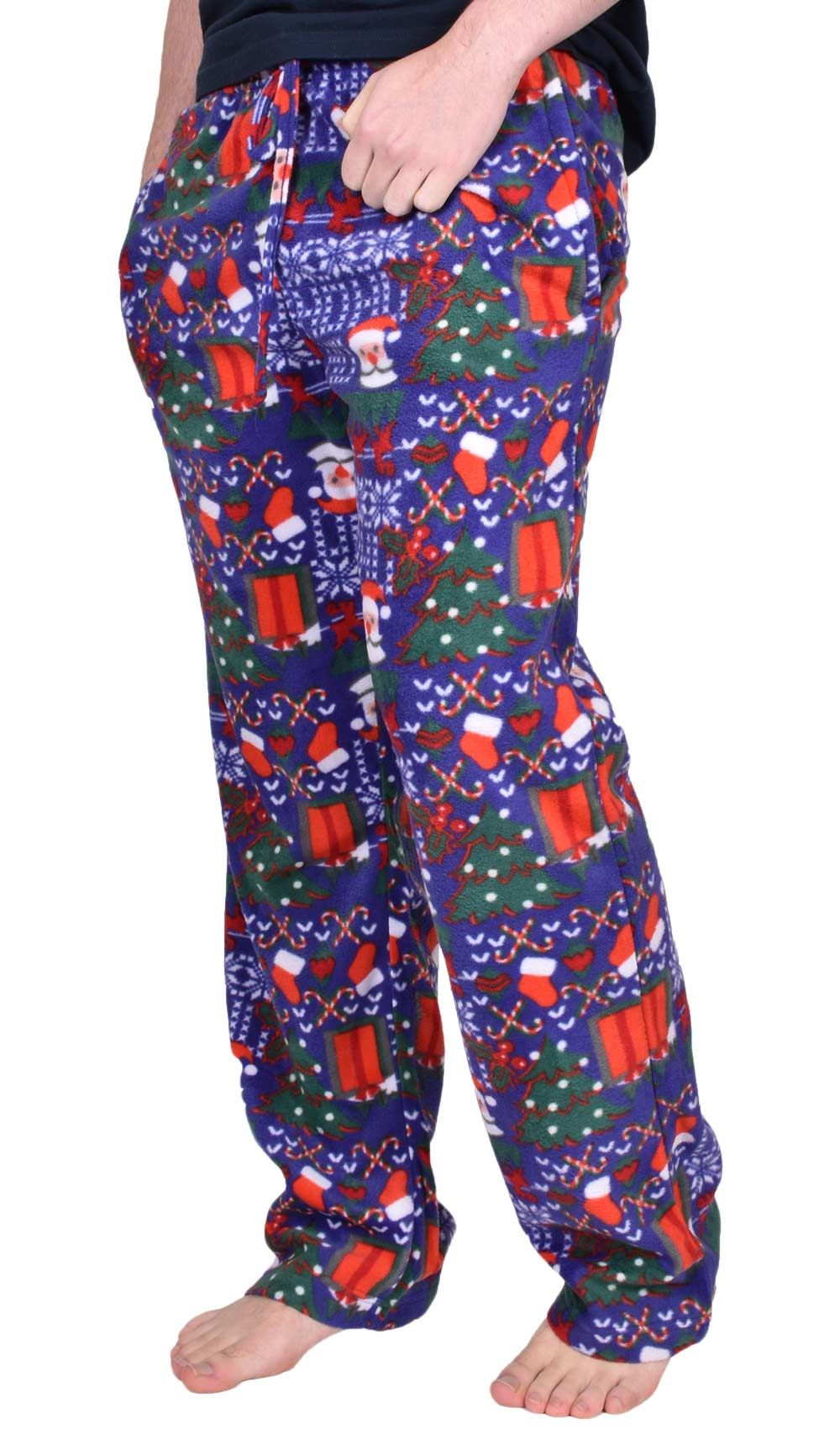 Mens-Women-Plain-Fleece-Joggers-Bottoms-Jogging-Pant-Gym-Fitness-Sports-Trousers thumbnail 22