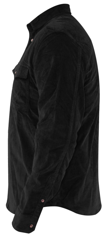 Mens-Corduroy-Cotton-Shirt-Long-Sleeve-Casual-Shirts-Jacksouth-Jacket-Top-S-2XL thumbnail 4