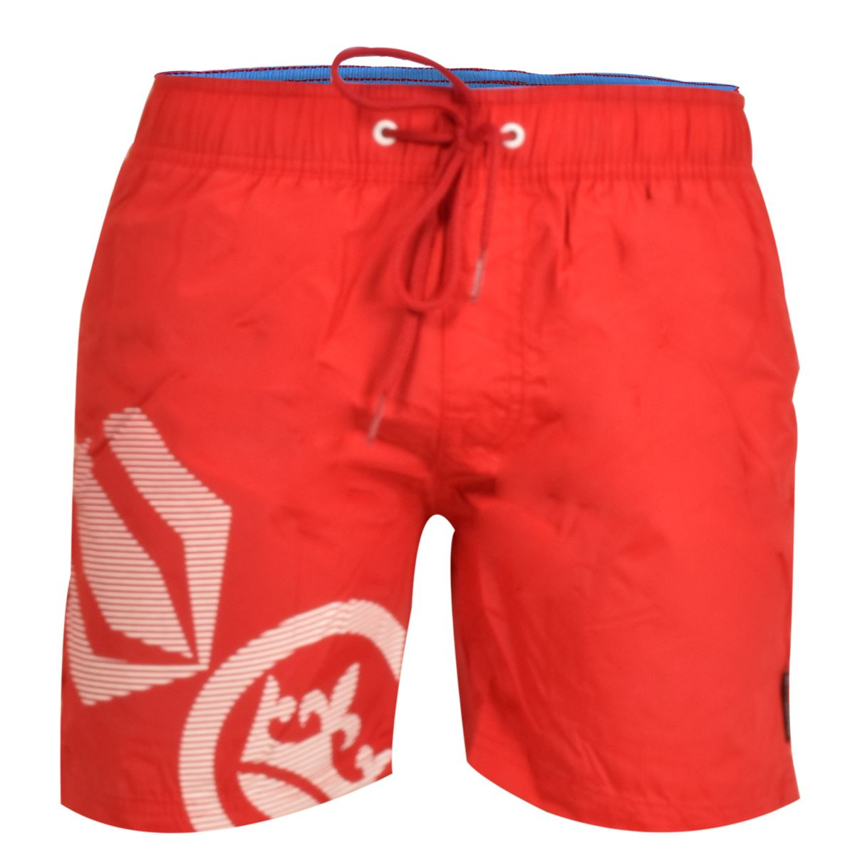 Crosshatch Hawaiin Sun Set Mens Holiday Swim Shorts Summer Beach Trunks S-2XL