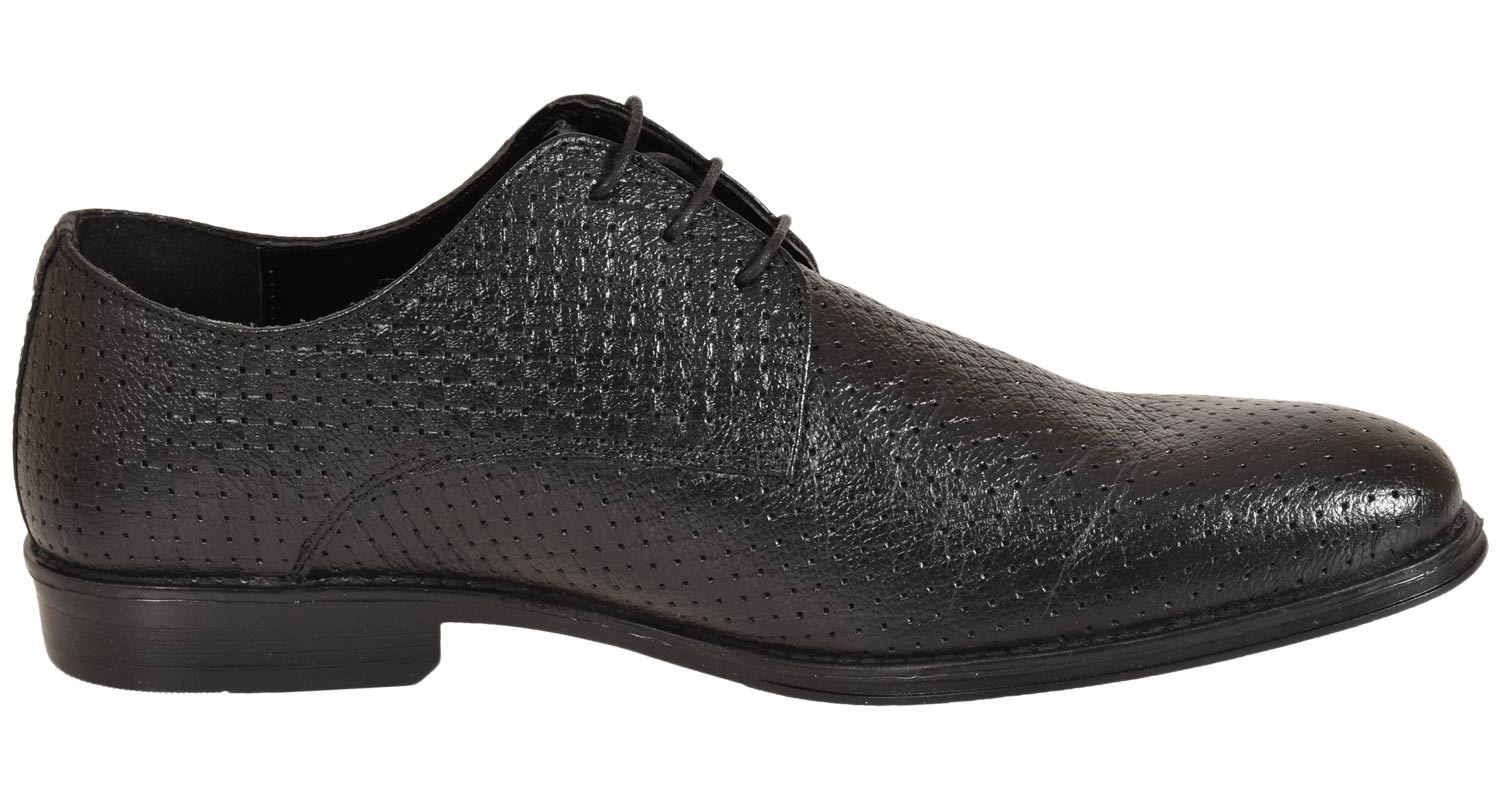 Mens-UK-Style-Leather-Lining-Formal-Office-Wedding-Smart-Work-Brogue-Shoes thumbnail 22