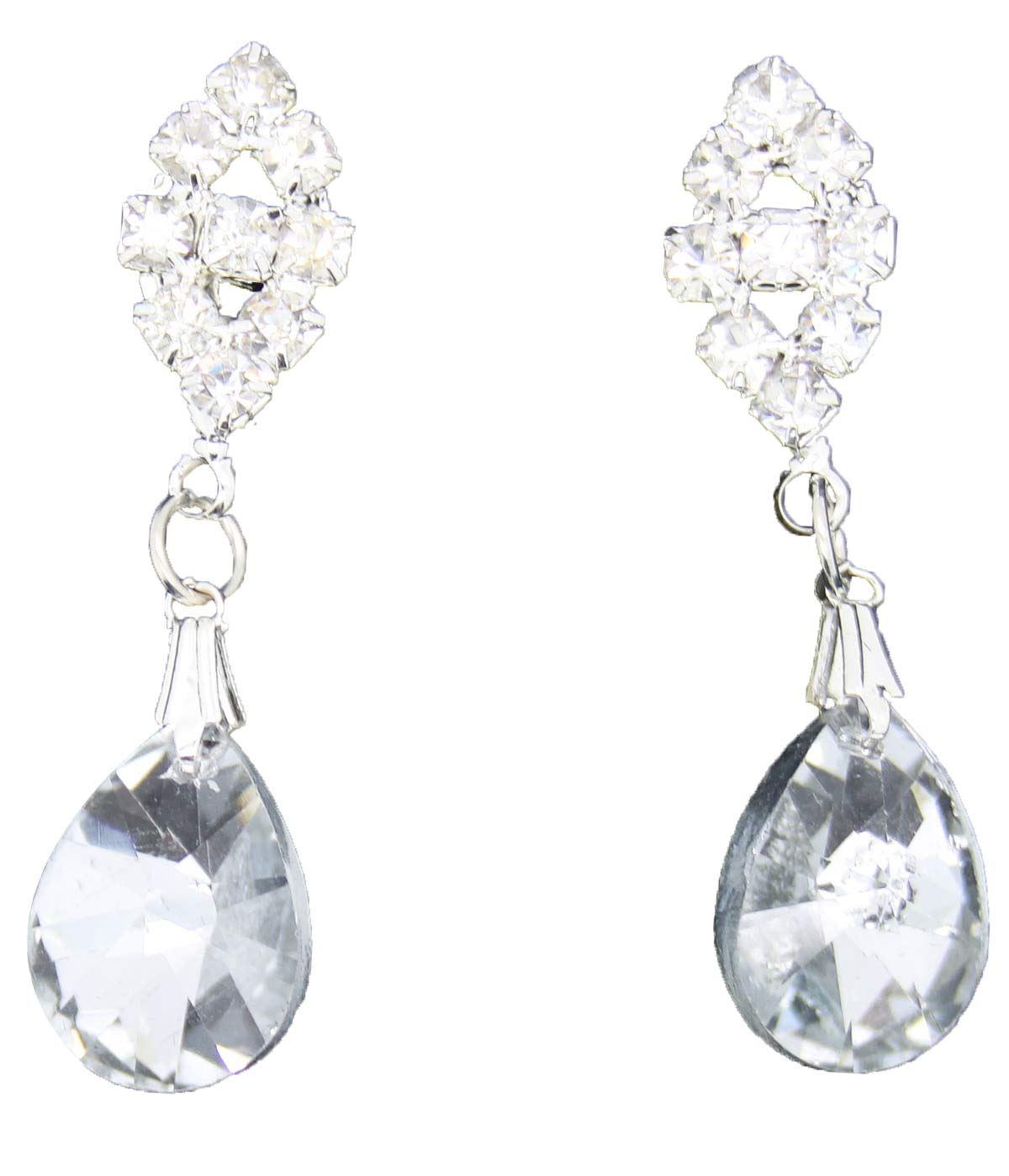 True-Face-Ladies-Women-039-s-Elegant-Earrings-Necklace-Set-Metal-Alloy-Jewellery thumbnail 6