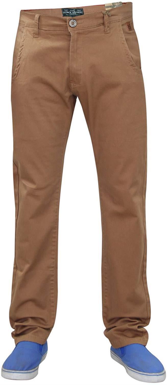 Jeans-da-Uomo-Chino-Stretch-Regular-Fit-Cotone-Rich-Pants-Pantaloni-Jacksouth-Chinos miniatura 16