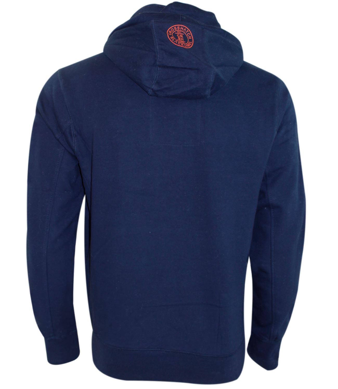 Crosshatch-Mens-Pullover-Classic-Printed-Sweatshirts-Hoodies thumbnail 8