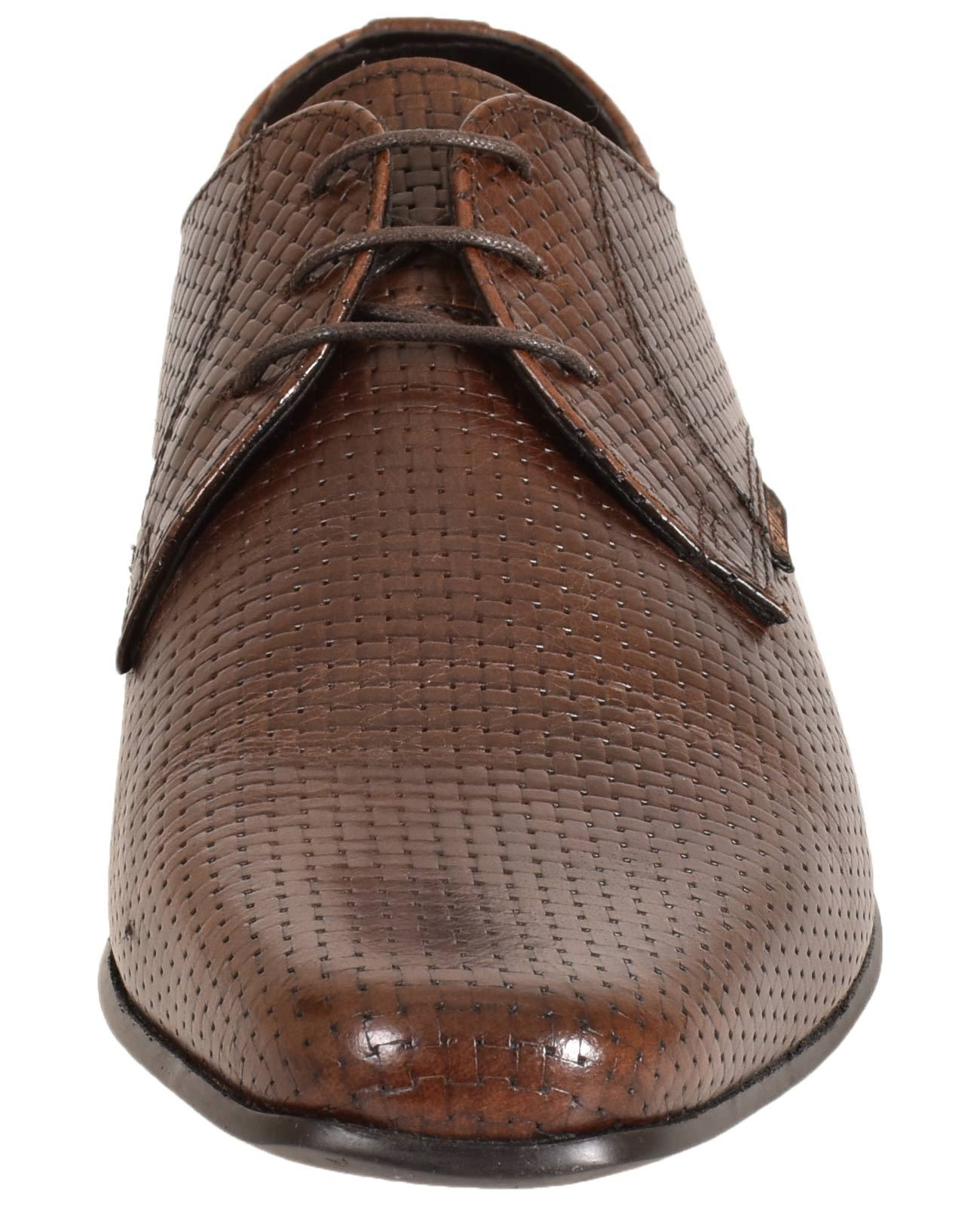 Mens-UK-Style-Leather-Lining-Formal-Office-Wedding-Smart-Work-Brogue-Shoes thumbnail 60