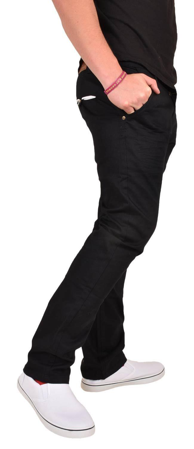 New-Mens-Designer-Jacksouth-Chino-Regular-Fit-Stretch-Cotton-Rich-Twill-Trousers thumbnail 20