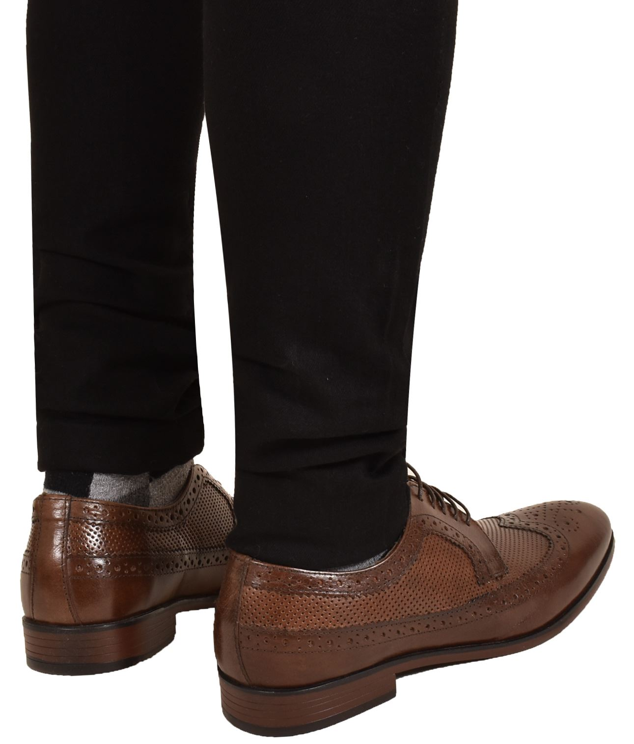 Mens-UK-Style-Leather-Lining-Formal-Office-Wedding-Smart-Work-Brogue-Shoes thumbnail 111