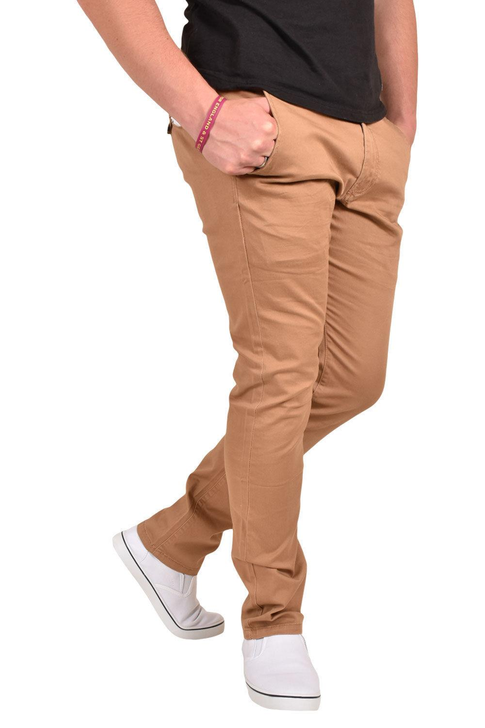 New-Mens-Designer-Jacksouth-Chino-Regular-Fit-Stretch-Cotton-Rich-Twill-Trousers thumbnail 39