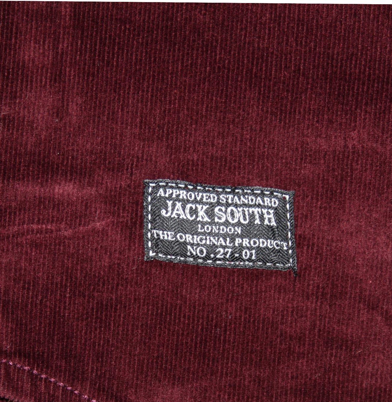 Mens-Corduroy-Cotton-Shirt-Long-Sleeve-Casual-Shirts-Jacksouth-Jacket-Top-S-2XL thumbnail 49