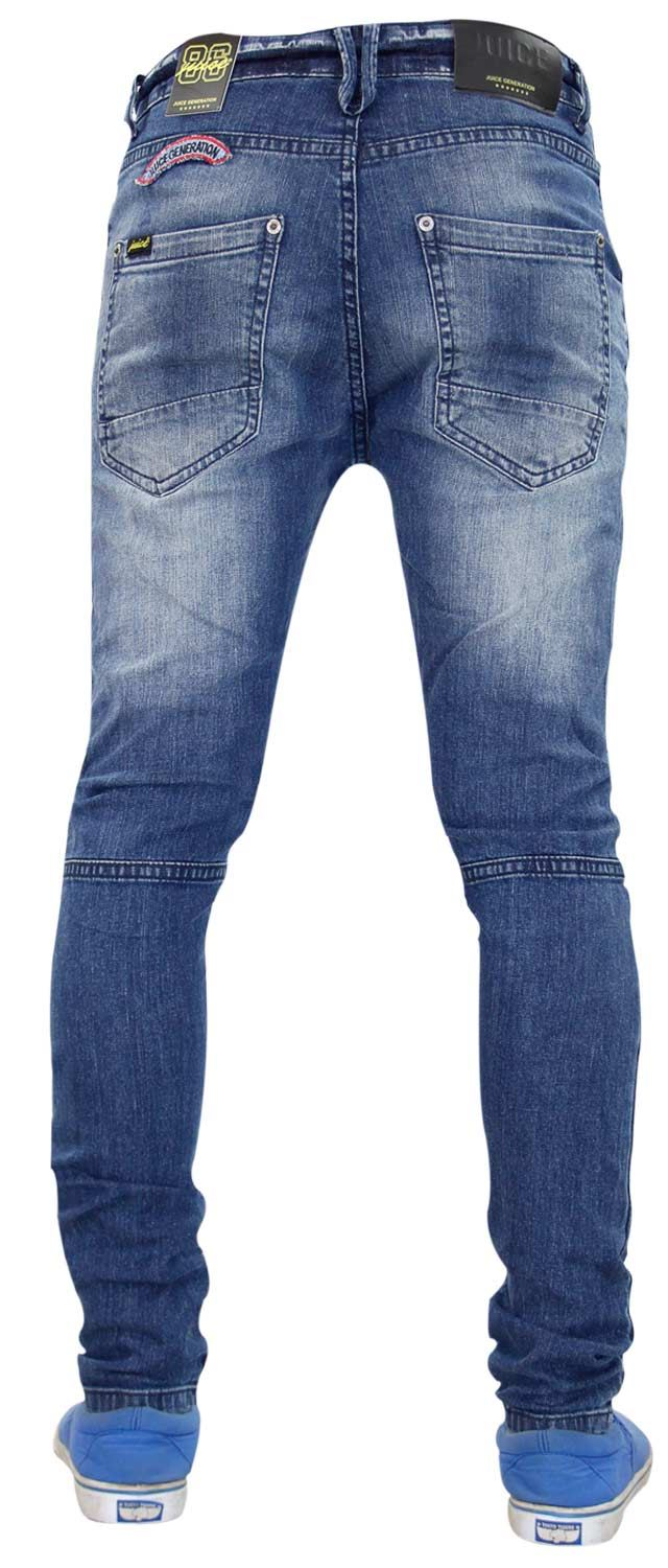 New-Mens-Skinny-Jeans-Stretch-Slim-Fit-Denim-Pants-Trousers-Bottoms-Sizes-28-40 thumbnail 8