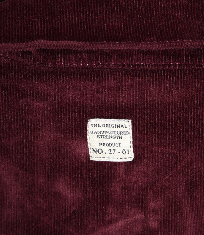 Mens-Corduroy-Cotton-Shirt-Long-Sleeve-Casual-Shirts-Jacksouth-Jacket-Top-S-2XL thumbnail 48