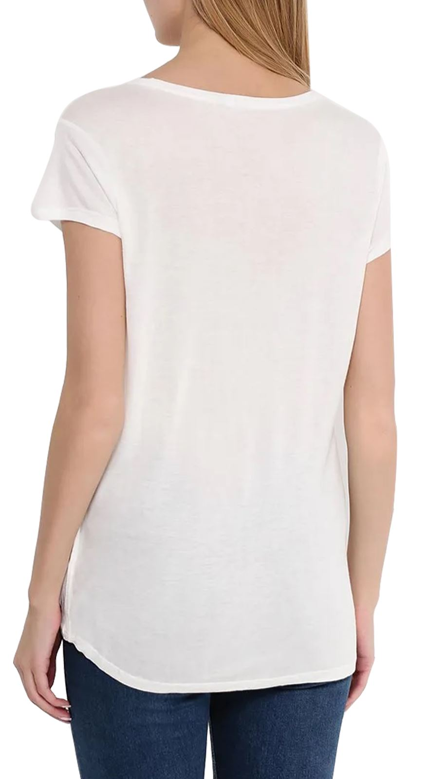 Senoras-Brave-Soul-Camiseta-manga-Hotfix-STUD-diseno-de-impresion-de-la-Tapa-Para-mujeres-Verano-Top miniatura 12