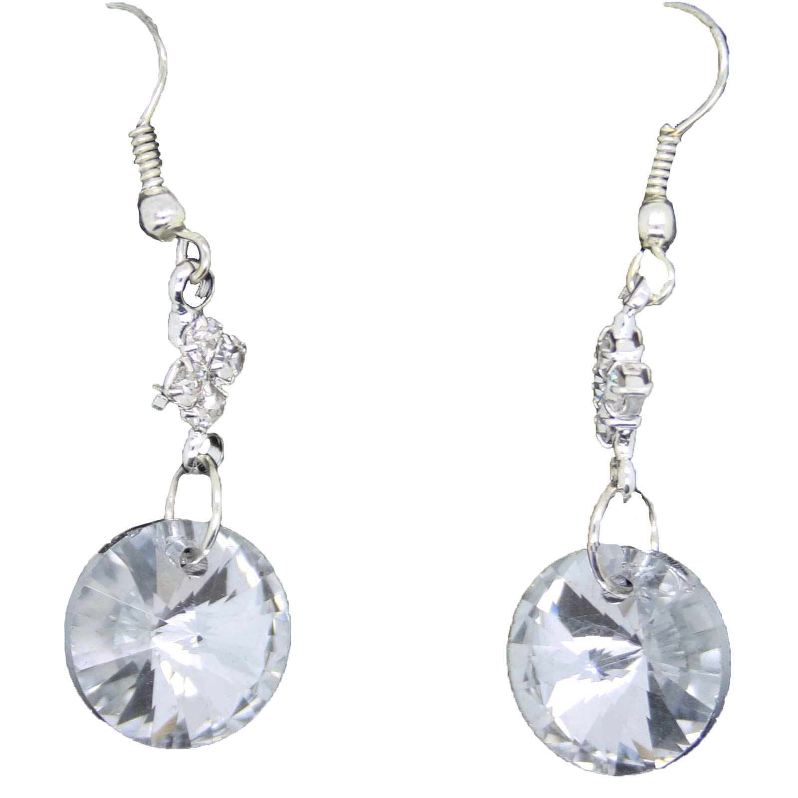 True-Face-Ladies-Women-039-s-Elegant-Earrings-Necklace-Set-Metal-Alloy-Jewellery thumbnail 35