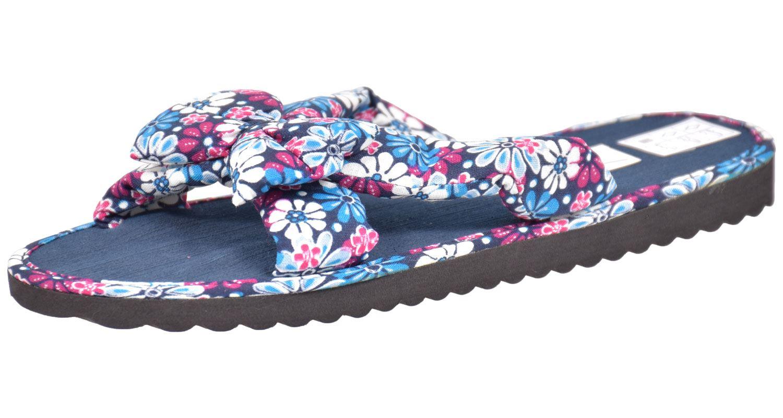 Ladies-Mule-Hawaiian-Floral-Womens-Beach-Slipper-Slip-on-Shoes thumbnail 15