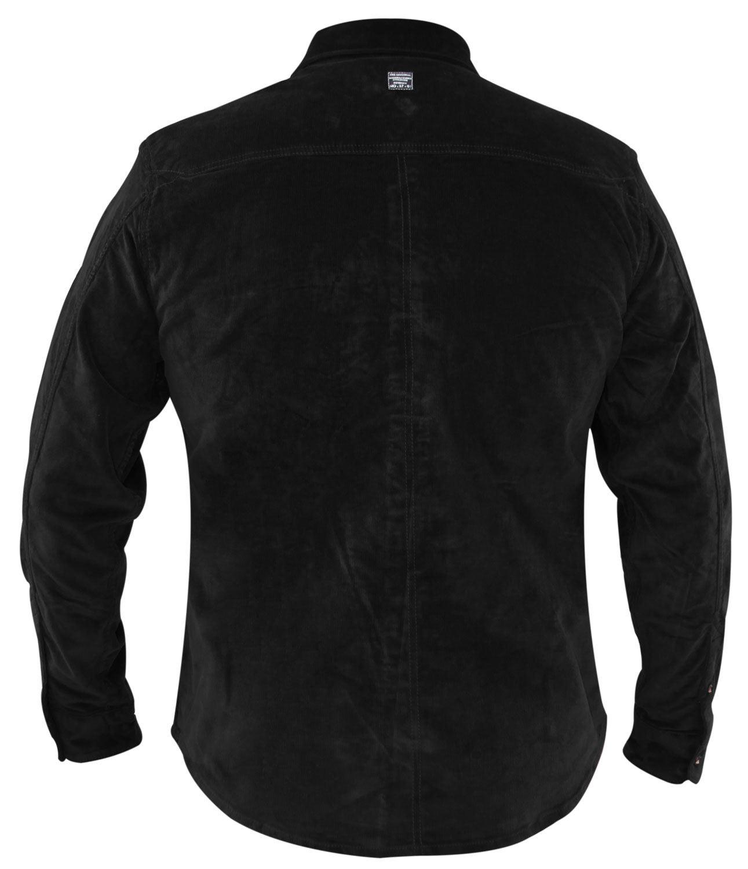 Mens-Corduroy-Cotton-Shirt-Long-Sleeve-Casual-Shirts-Jacksouth-Jacket-Top-S-2XL thumbnail 3