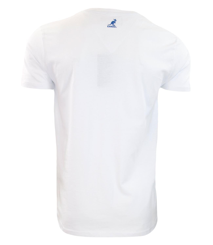 Mens-Big-Size-T-Shirt-Short-Sleeves-Round-Neck-Summer-Cotton-Tee-Size-6XL thumbnail 4