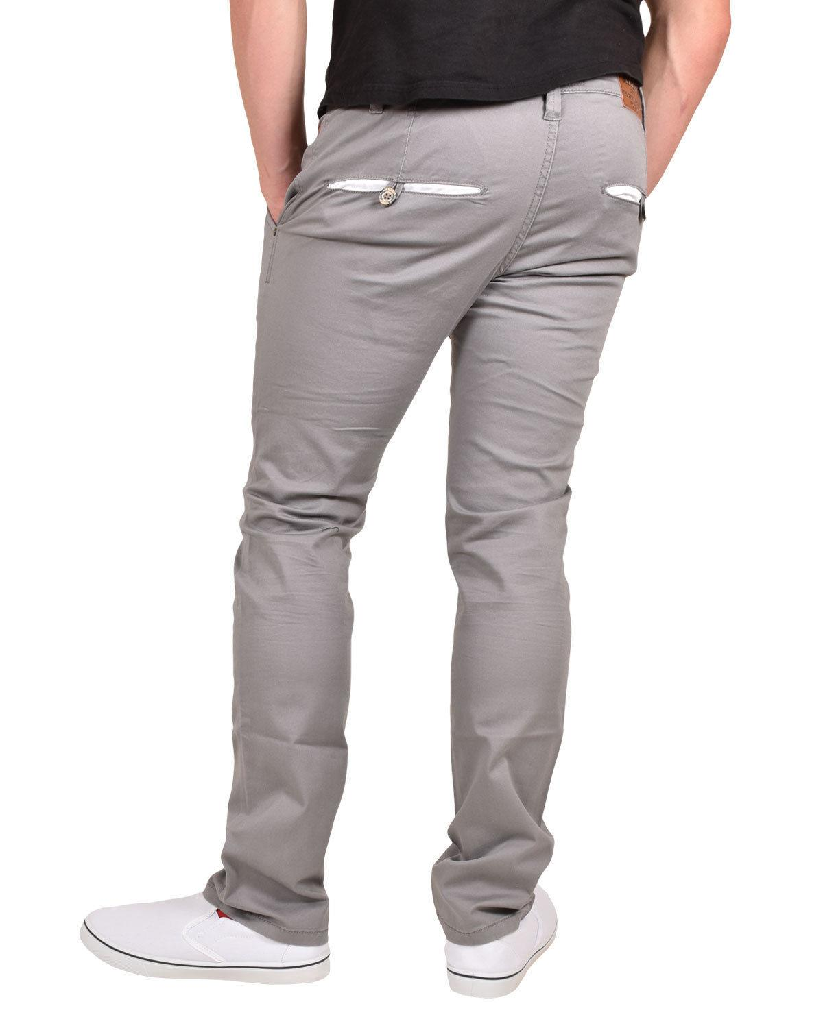 New-Mens-Designer-Jacksouth-Chino-Regular-Fit-Stretch-Cotton-Rich-Twill-Trousers thumbnail 14