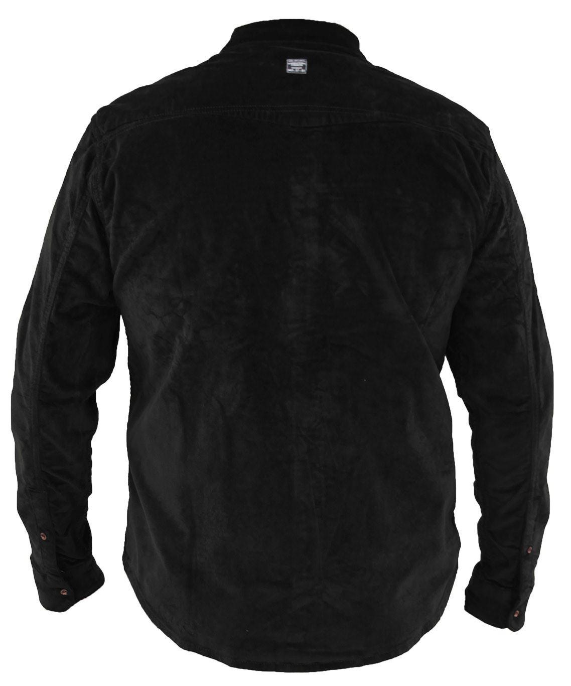 Mens-Corduroy-Cotton-Shirt-Long-Sleeve-Casual-Shirts-Jacksouth-Jacket-Top-S-2XL thumbnail 18