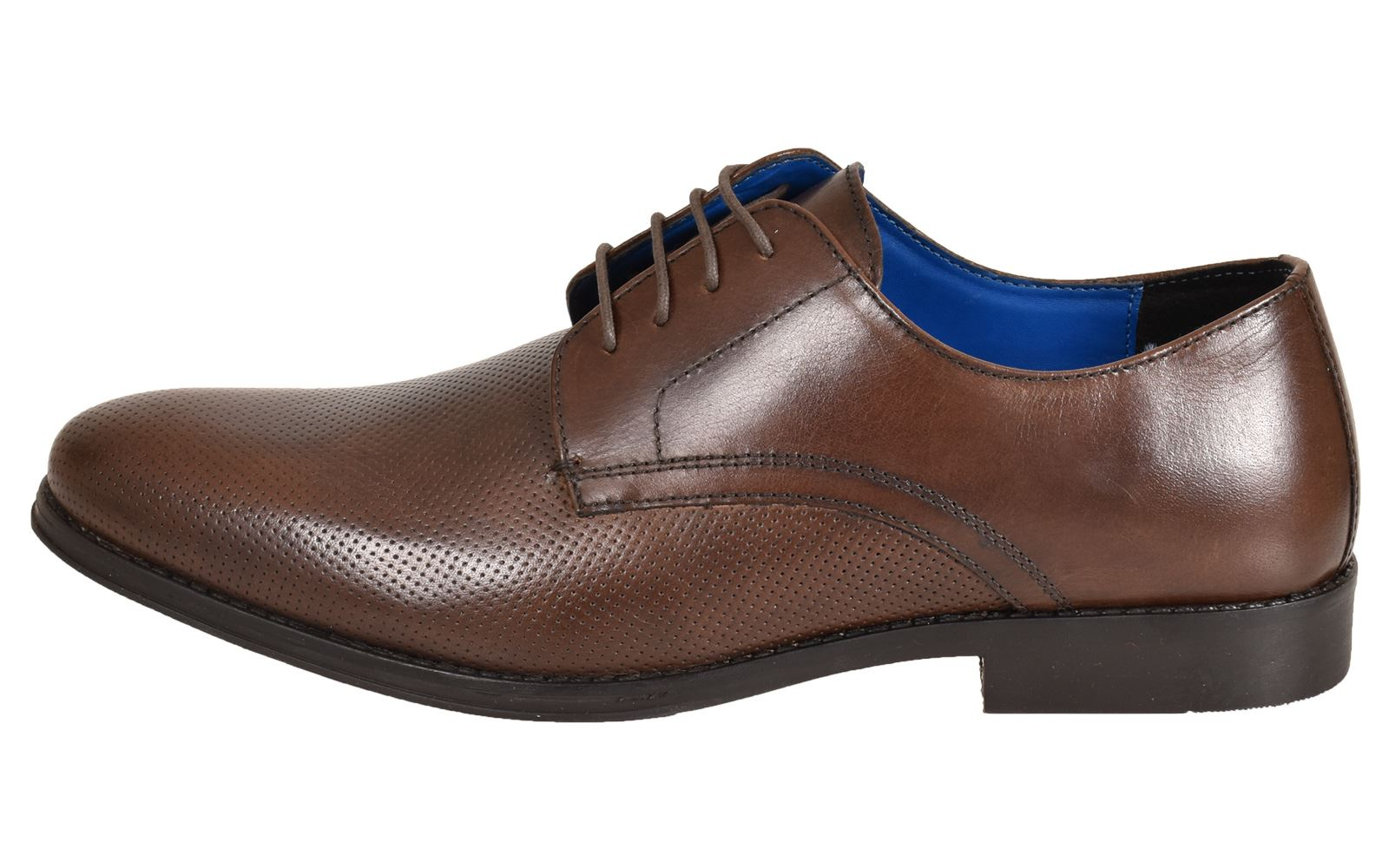 Mens-UK-Style-Leather-Lining-Formal-Office-Wedding-Smart-Work-Brogue-Shoes thumbnail 45