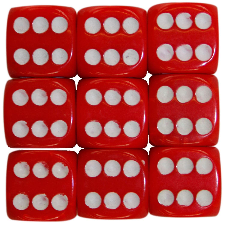 Nouveau-opaque-10-14-16mm-six-sided-spot-dice-D6-rpg-pour-ludo-monopoly-board-games miniature 45
