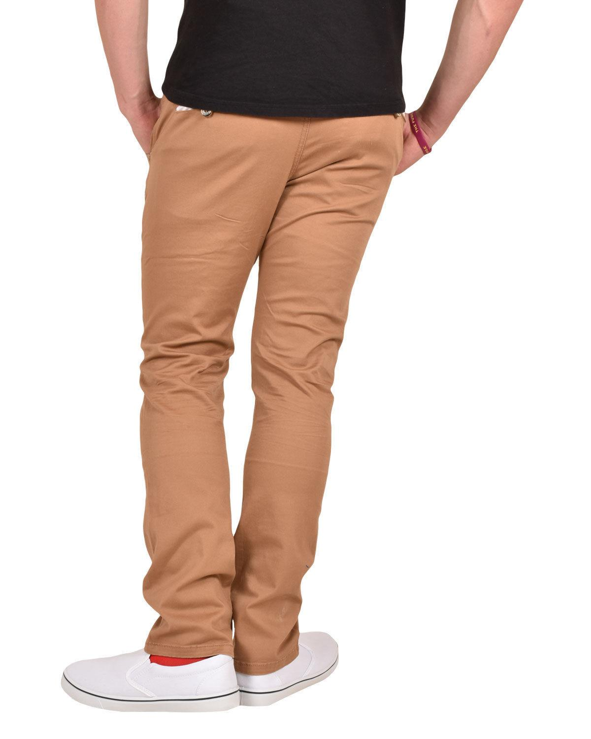New-Mens-Designer-Jacksouth-Chino-Regular-Fit-Stretch-Cotton-Rich-Twill-Trousers thumbnail 37