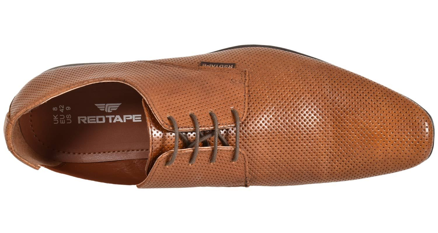 Mens-UK-Style-Leather-Lining-Formal-Office-Wedding-Smart-Work-Brogue-Shoes thumbnail 11