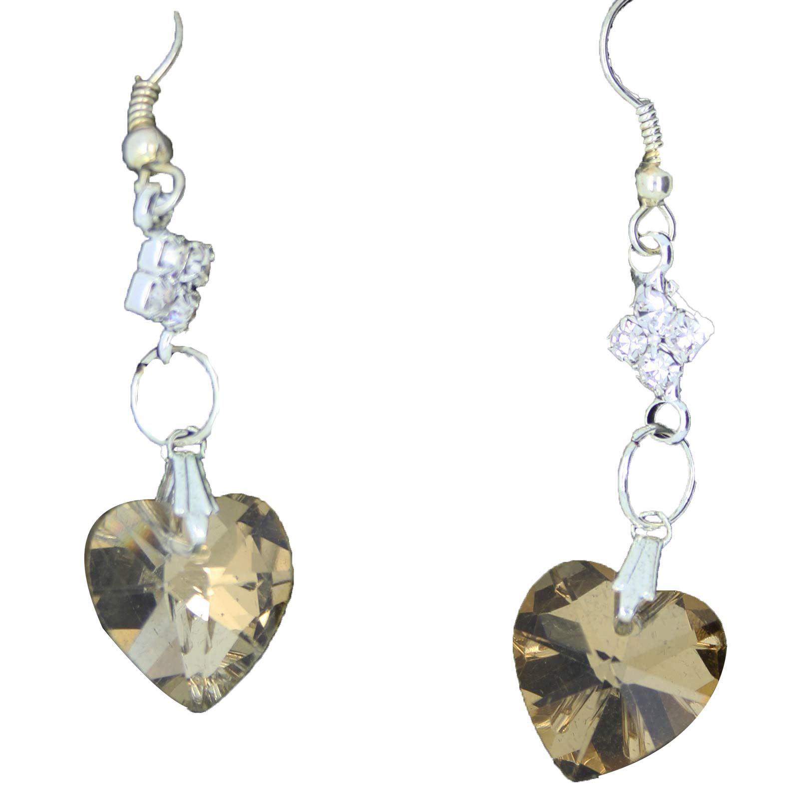 True-Face-Ladies-Women-039-s-Elegant-Earrings-Necklace-Set-Metal-Alloy-Jewellery thumbnail 38