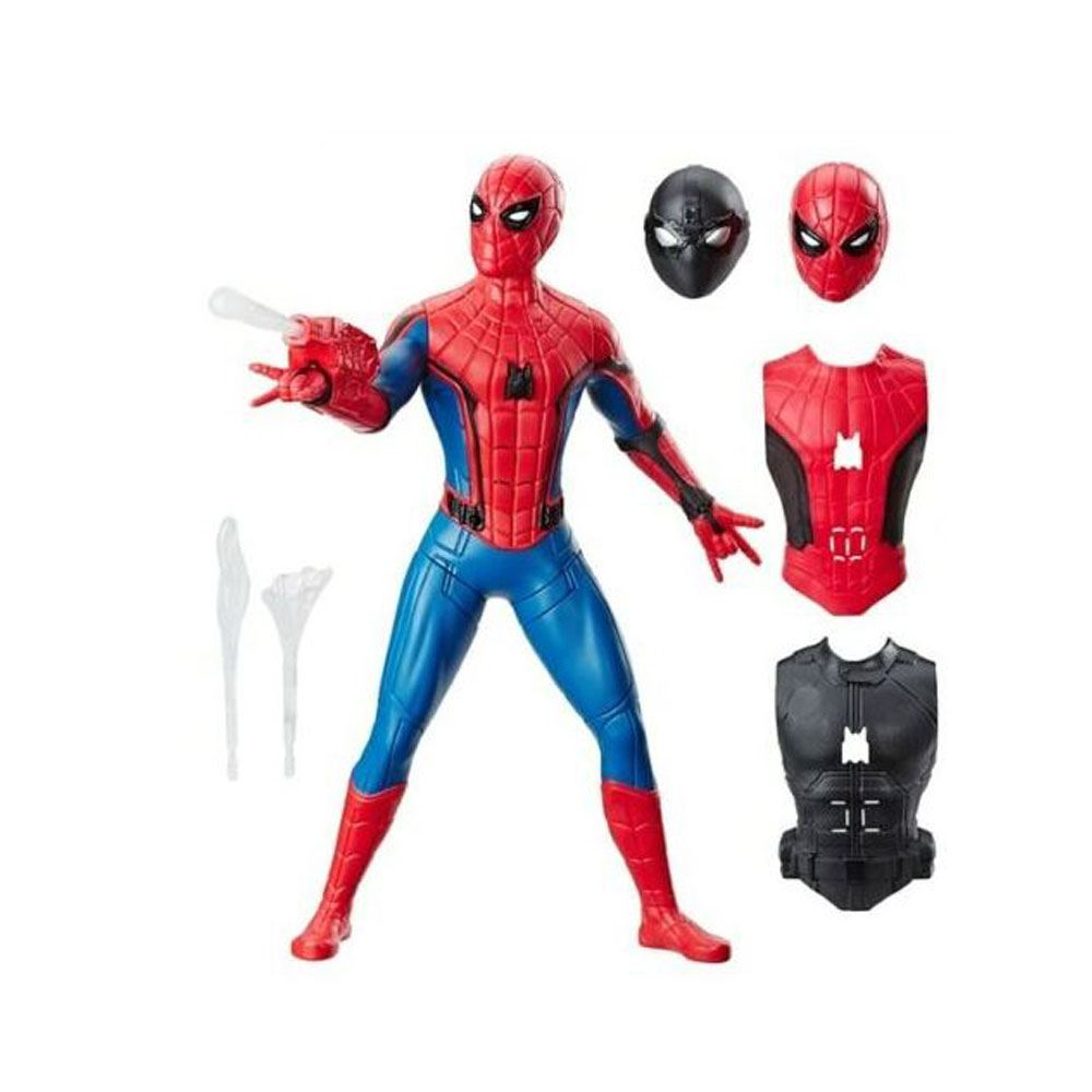 Marvel-Spider-Man-3-in-1-Far-From-Home-Web-Gear-Action-Figure-Toy-2019-Xmas-Gift thumbnail 8
