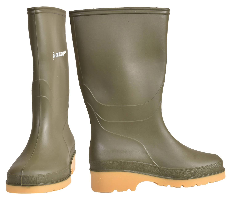 BOYS GIRLS KIDS WELLINGTON BOOTS WATERPROOF YOUTH MUCKER SNOW RAIN WELLIES SIZE