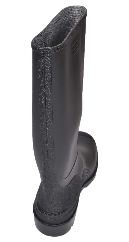 Dettagli su Stivali in Gomma da Uomo Dunlop Donna Al Ginocchio Stivali Di Gomma Lavoro Pioggia Impermeabili Mucker mostra il titolo originale